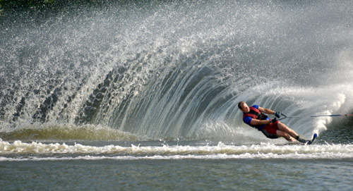 Loch Ken Waterski