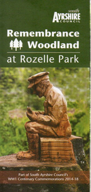 Remembrance Woodland, Rozelle