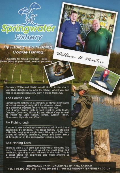 Springwater Fishery
